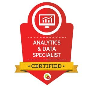 Analytics and data training digital marketing training