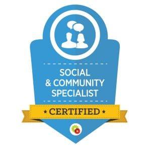 Social media digital marketing training