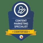Content-Marketing-Specialist-Badge