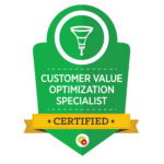 Customer-Value-Optimization-Specialist-Badge