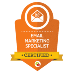Email-Marketing-Specialist-Badge