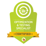 Optimization-Testing-Specialist-Badge