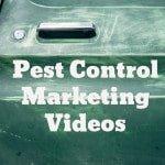 Pest Control Marketing Videos