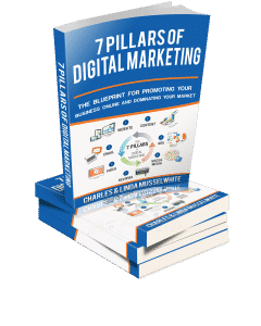 Musselwhite Marketing 7 Pillars of Digital Marketing Book