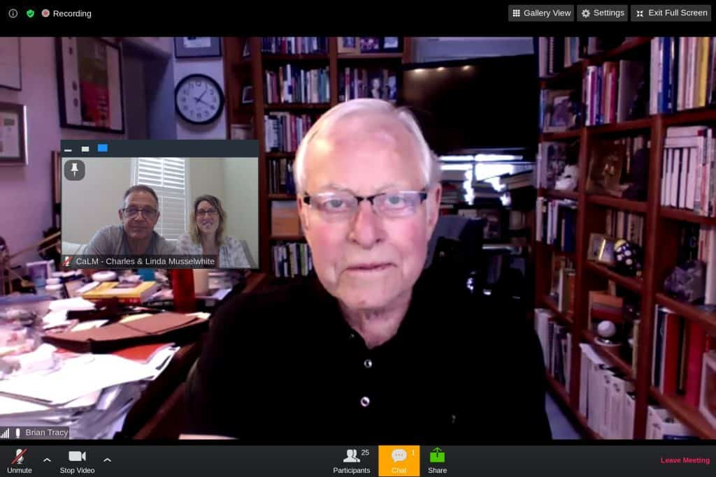 Musselwhite Marketing - James Malinchack's coaching call with Jack Canfield