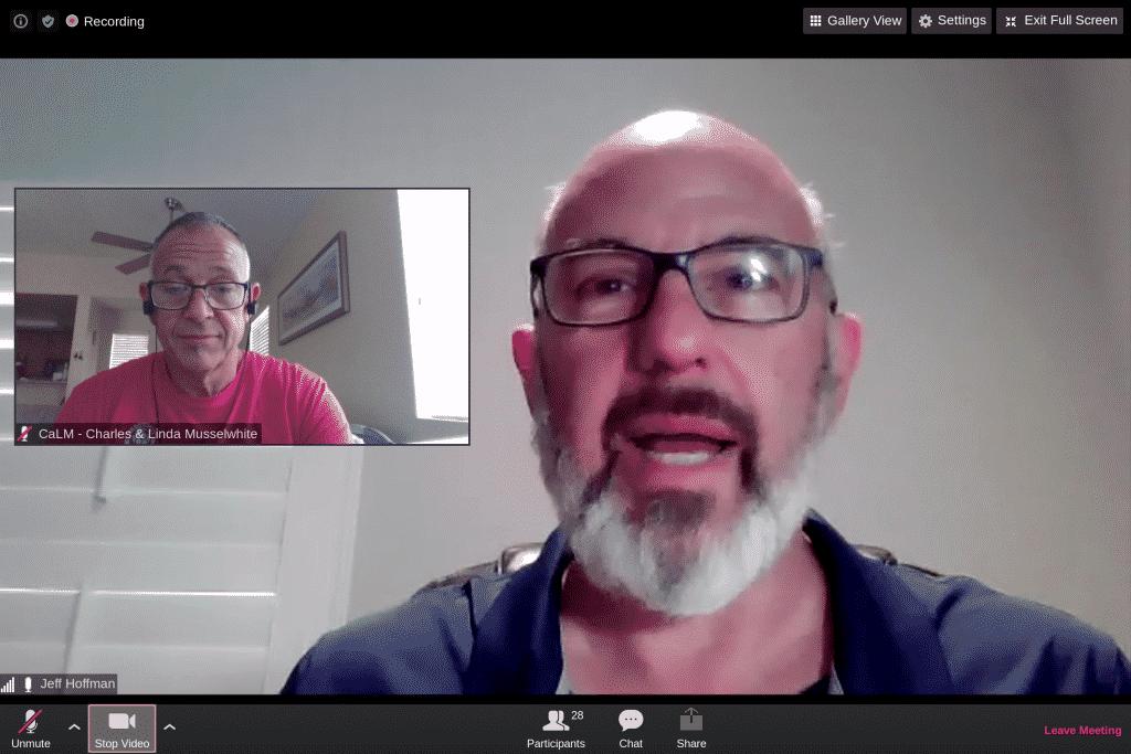 Musselwhite Marketing - James Malinchak's coaching call with Jeff Hoffman of Priceline