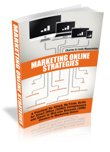 Marketing Online Strategies by Musselwhite Consulting