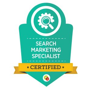 Search engine marketing digital marketing training