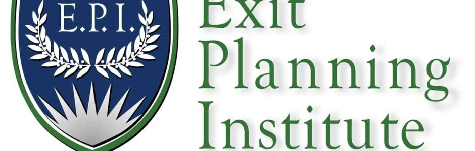 exit planning institute logo on white background